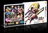 PROJECT X ZONE 2:BRAVE NEW WORLD オリジナルゲームサウンドエディション (【初回限定特典】「チャレンジマップ」&「スペシャル3DSテーマ」が入手できるダウンロード番号 同梱)