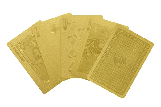 Top Deck Cards: Idea International Gold Deck of Cards review
