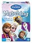 Wonder Forge The Wonder Forge Disney Frozen Matching Game, Multi Color