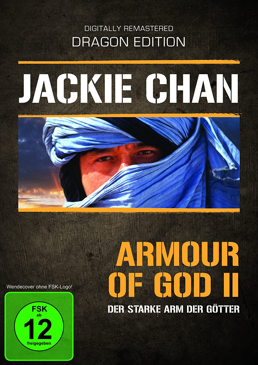 Armour of God II - Der starke Arm der Götter (DVD)