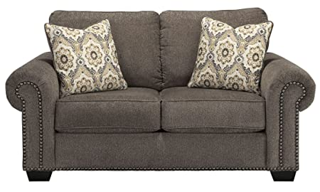 Emelen Alloy Loveseat