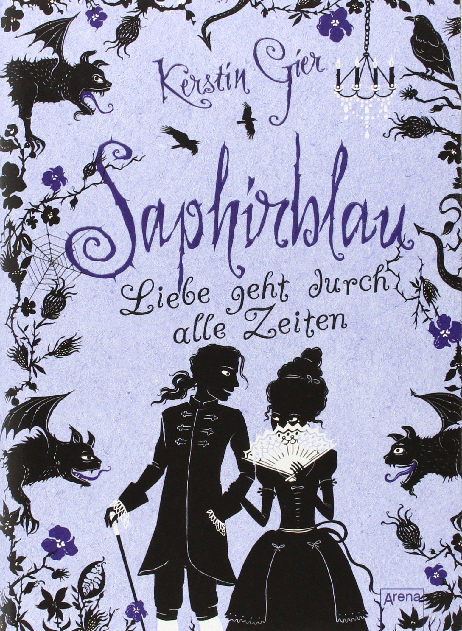 Saphirblau (Edelstein Trilogie, #2)