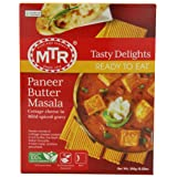 MTR Ready To Eat Paneer Butter Masala, 10.58 Ounce