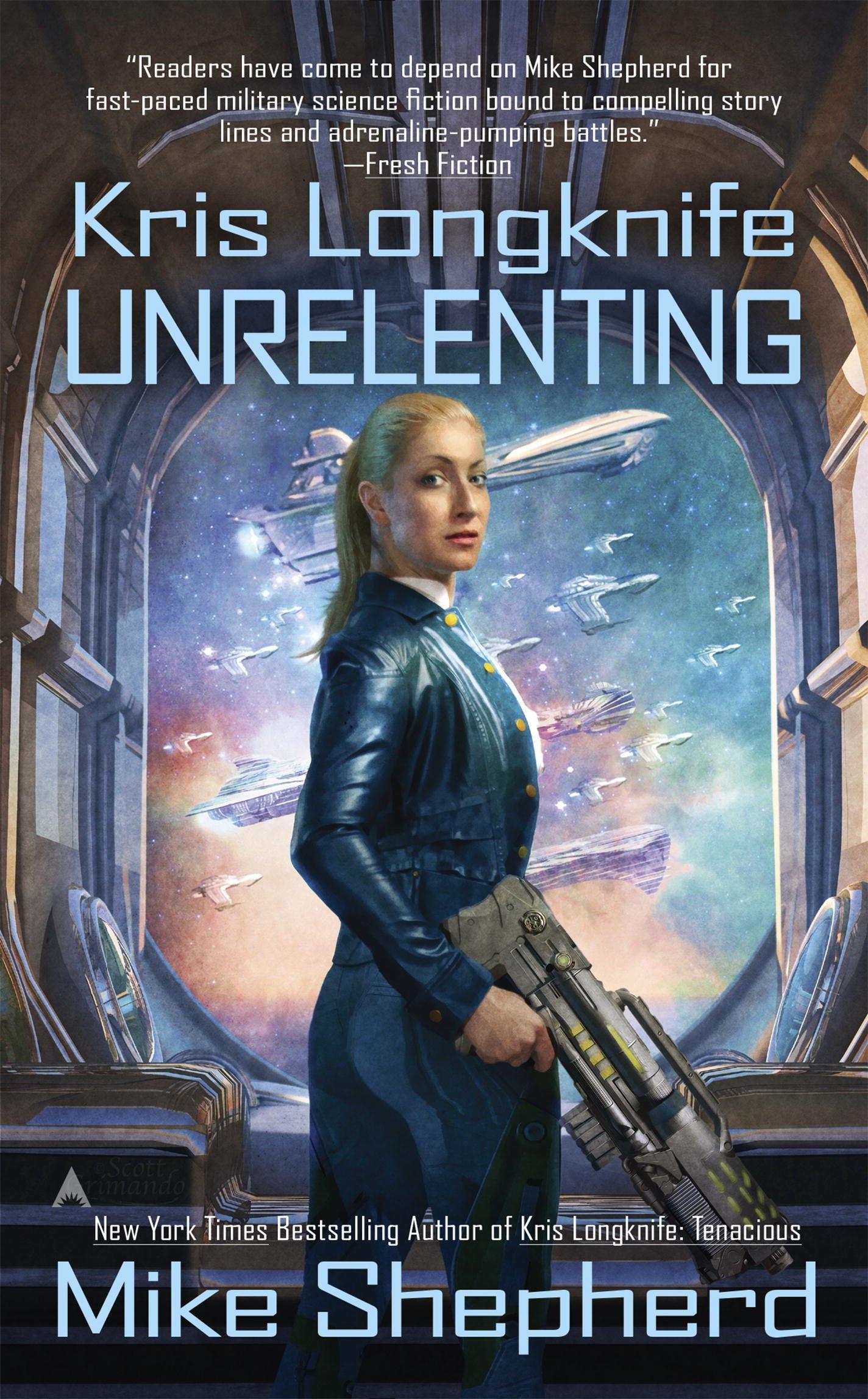 Kris Longknife 13 - Unrelenting - Mike Shepherd