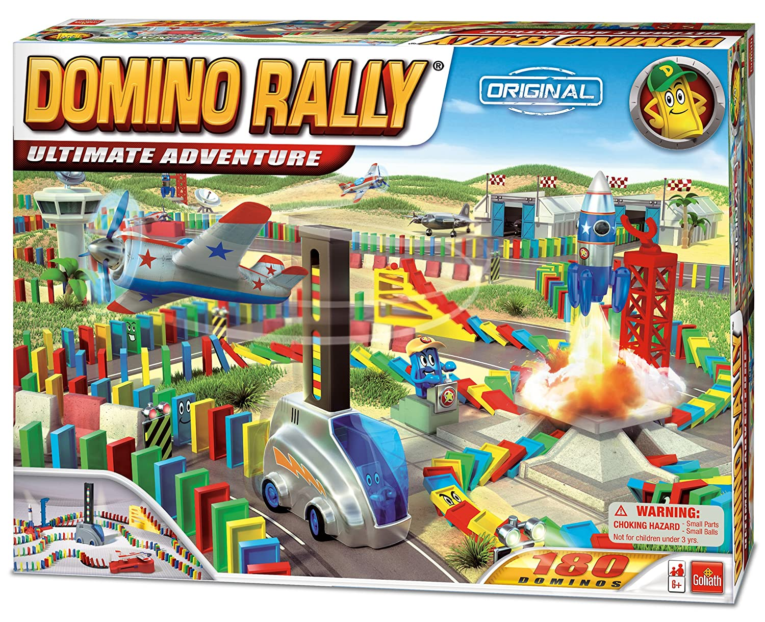 Domino Rally Ultimate Ad