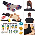 Super India Store Cervical Belt for Cervical Neck Pain Free Mini Roll