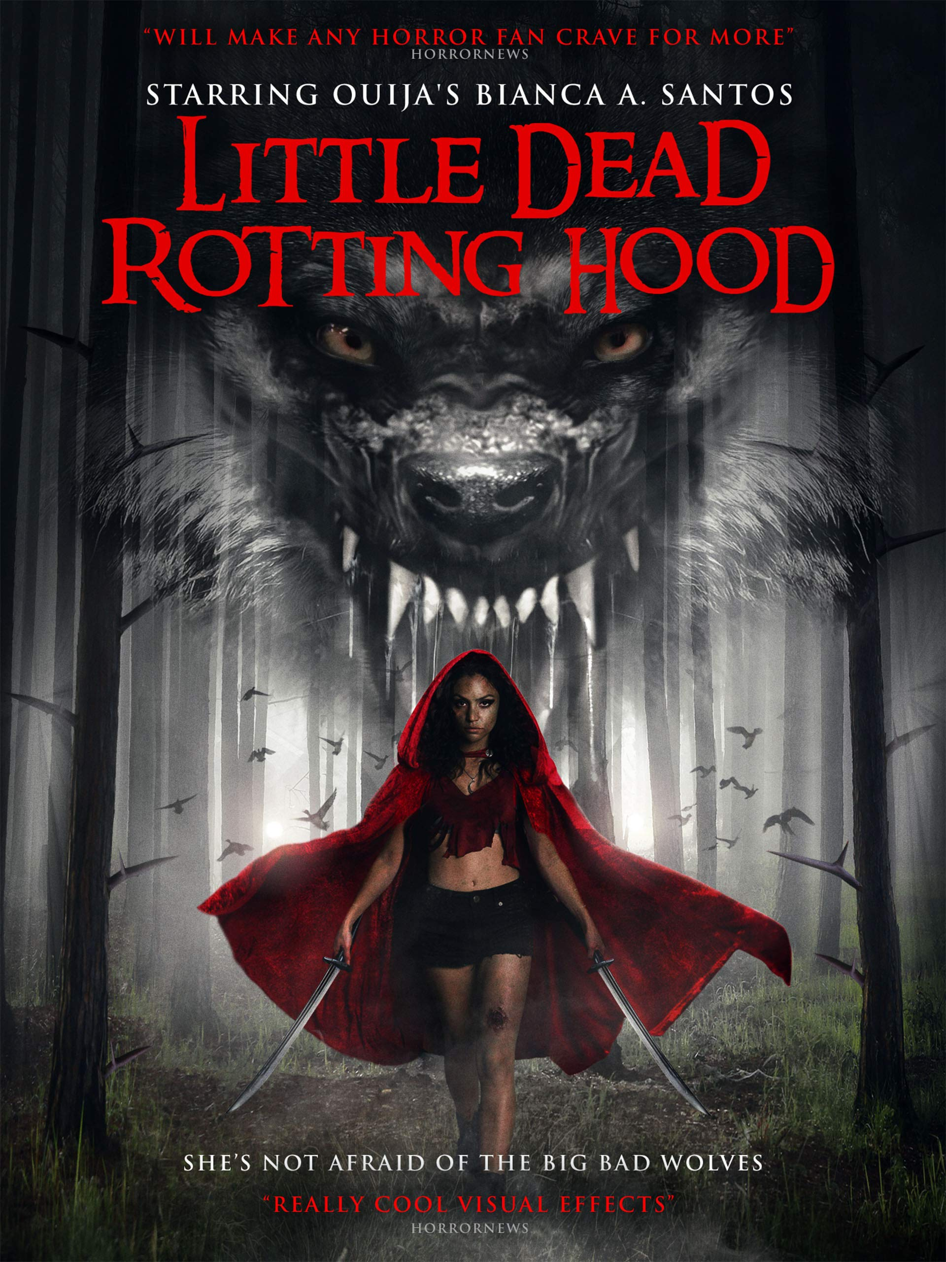 Little Dead Rotting Hood on Amazon Prime Instant Video UK
