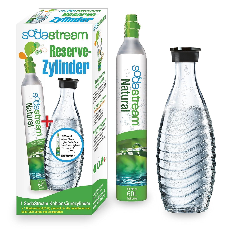 SodaStream Reservepack- 1 x CO2-Zylinder