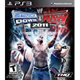 WWE SmackDown vs. Raw 2011 - Playstation 3 (Color: One Color, Tamaño: One Size)