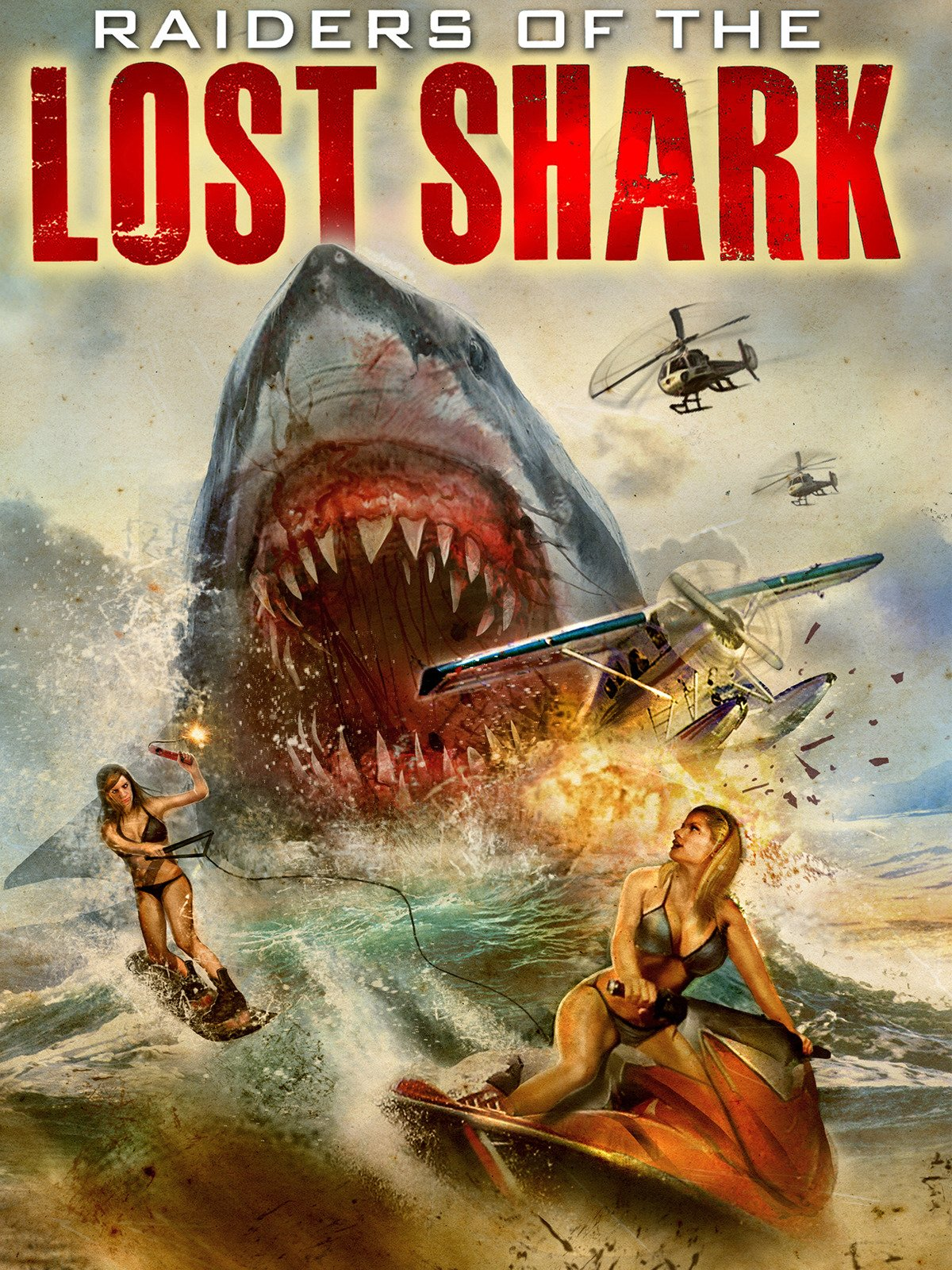 Raiders Of The Lost Shark on Amazon Prime Video UK