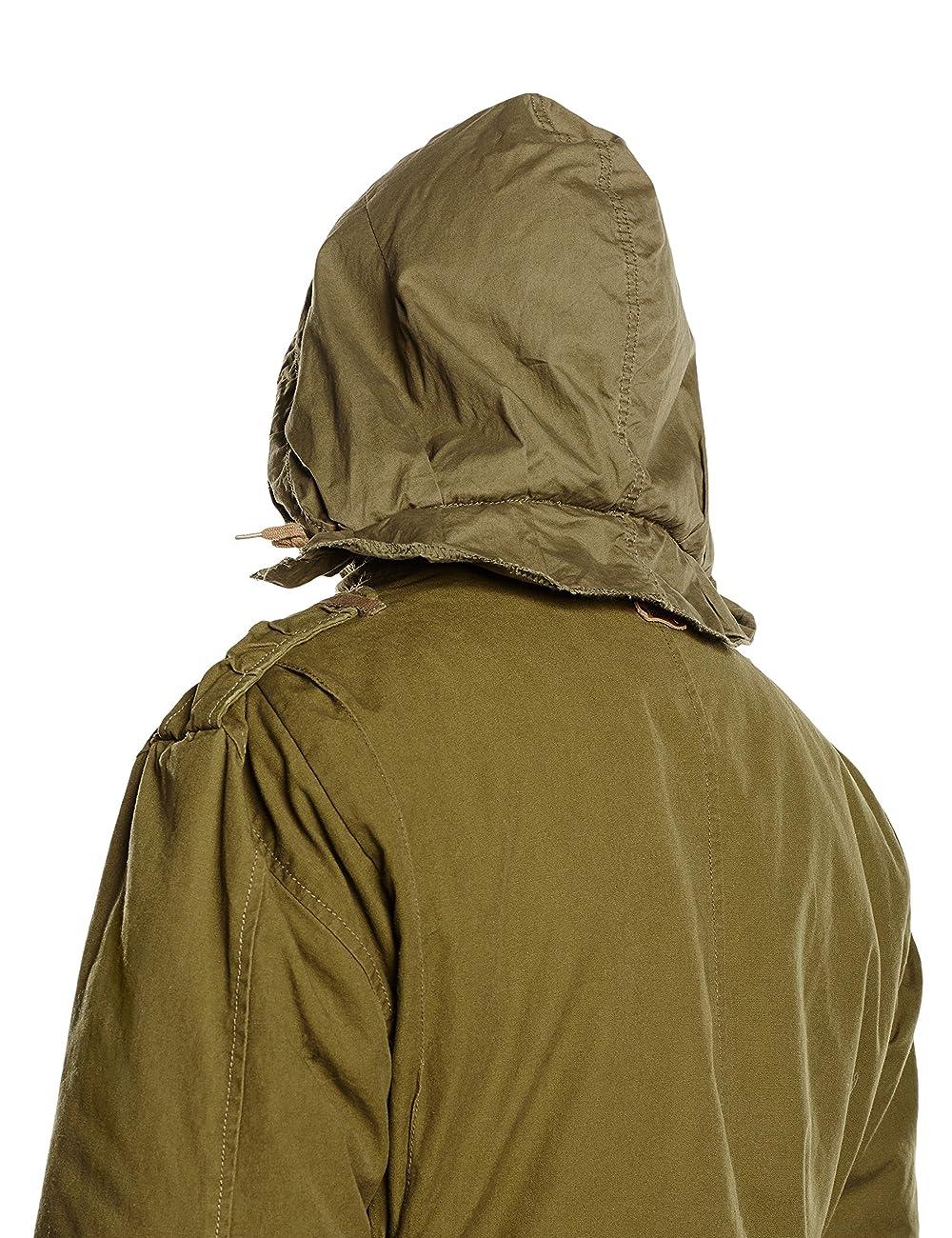 Brandit Men's M-65 Giant Jacket Olive 2
