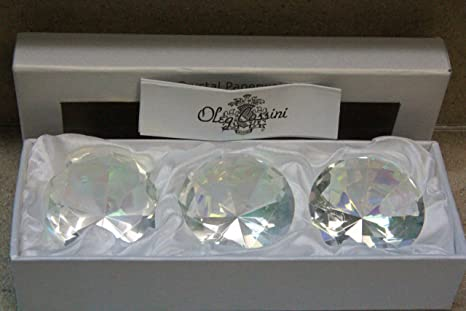 Olga Cassini Crystal Paperweights to Purchase (page 3 ...