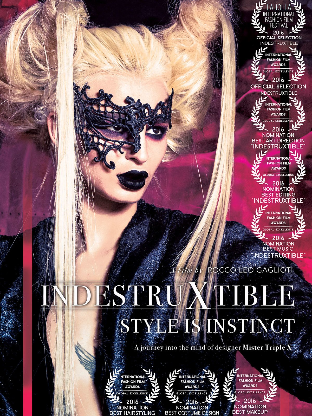 IndestruXtible on Amazon Prime Instant Video UK