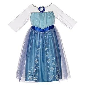 Disney Frozen Enchanting Dress - Elsa