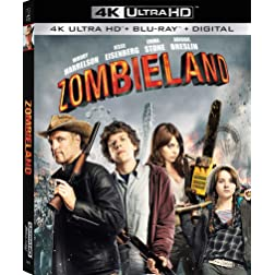 Zombieland [4K Ultra HD + Blu-ray]