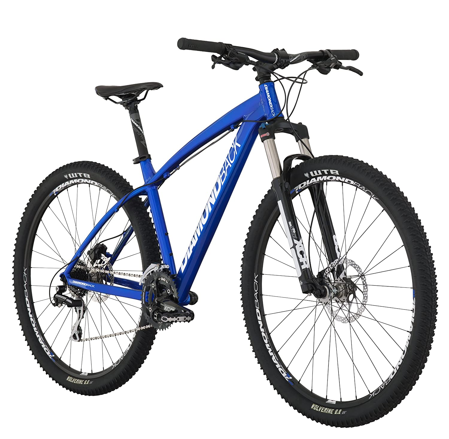 Diamondback Bicycles 2015 Overdrive Hard Tail Complete Mountain Bike Review 1