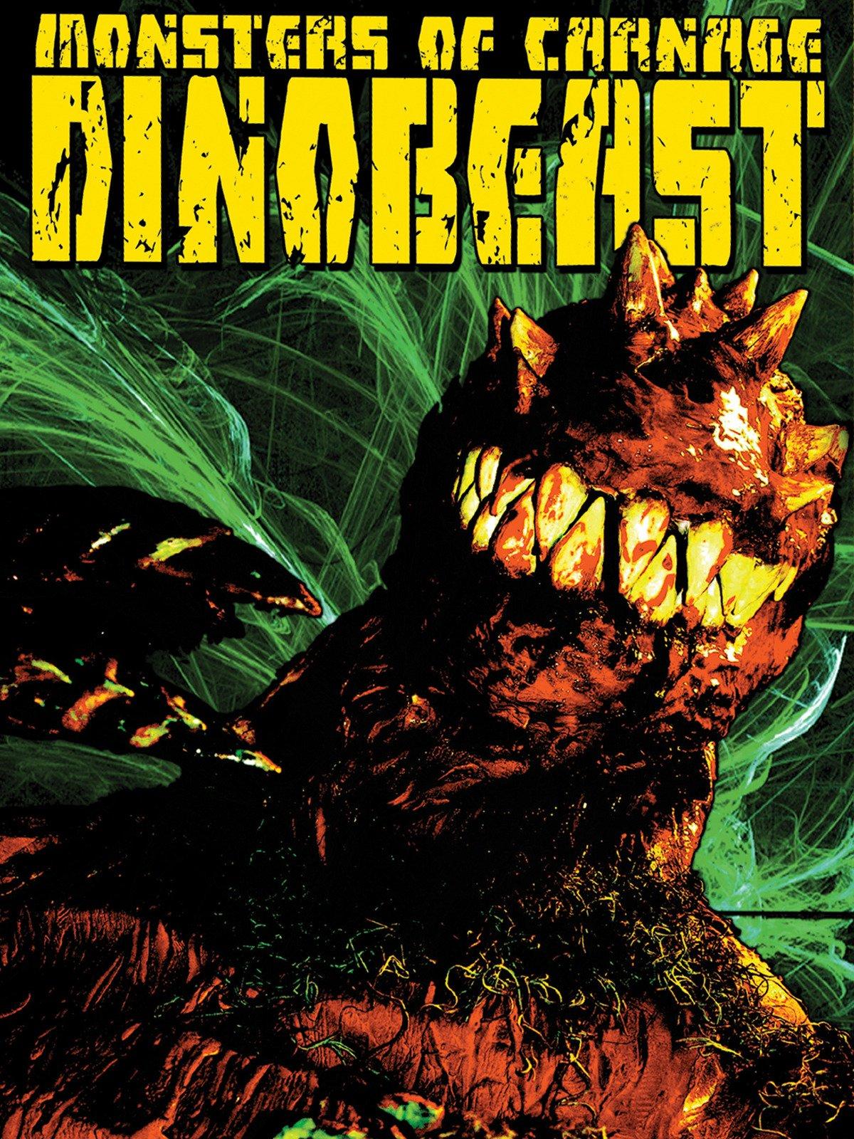 Monsters of Carnage: The Dinobeast