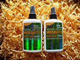 MQ7 - Personal DEET-Free Mosquito Repellent Spray - 4 oz / 2-pack