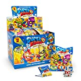 Magic Box MBXPSZ2D850IN00 SuperZings Series 2: One Pack CDU Action Figure, Multi-Colour (Color: Multi-colour)