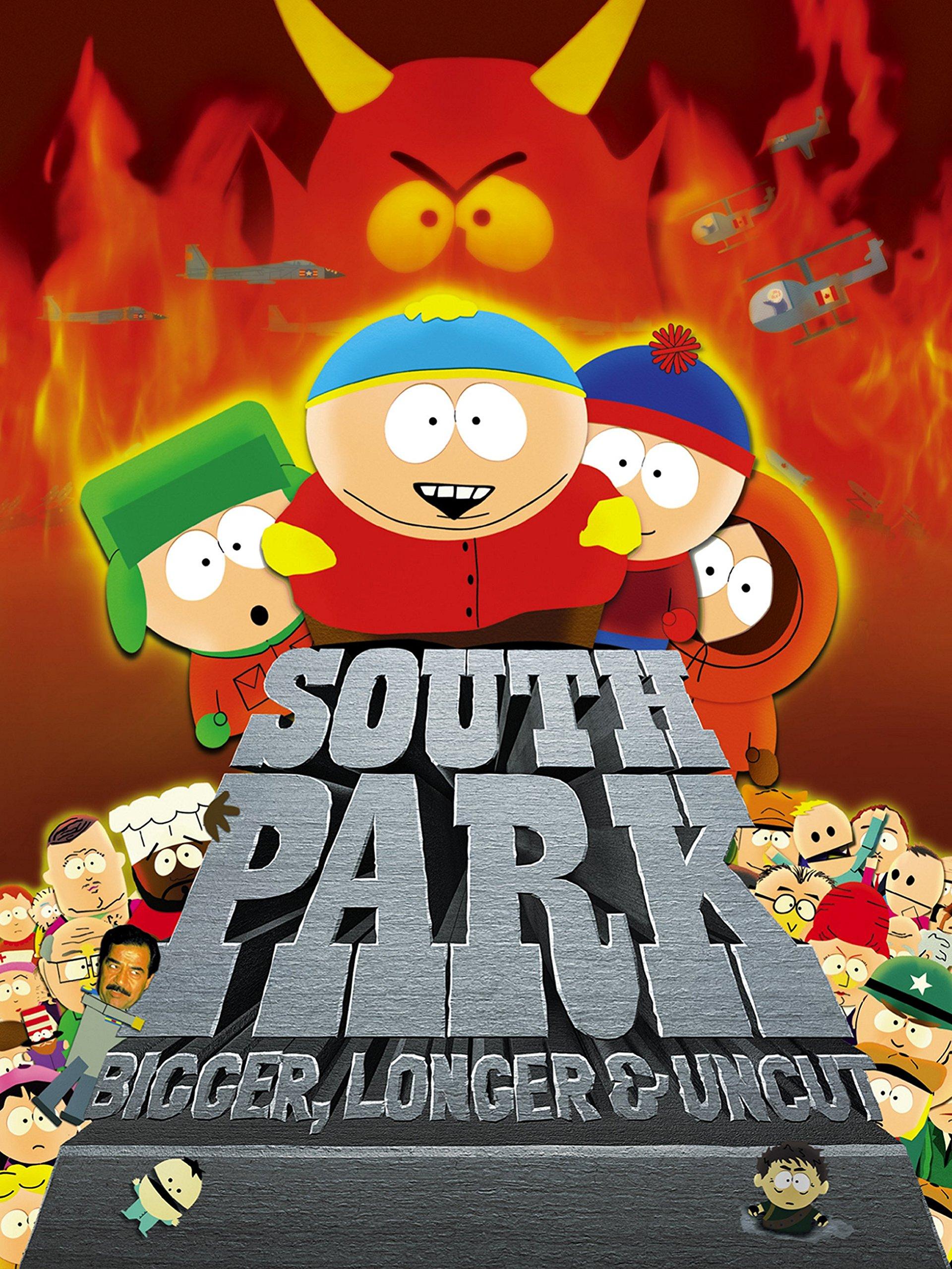 South Park - Bigger, Longer and Uncut on Amazon Prime Instant Video UK