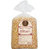 Amish Country Popcorn - Extra Large Caramel Popcorn (6 Pound Bag) - Old Fashioned And Non-GMO With Recipe Guide and 1 Year Freshness Guarantee (Tamaño: 6 Lb Bag)