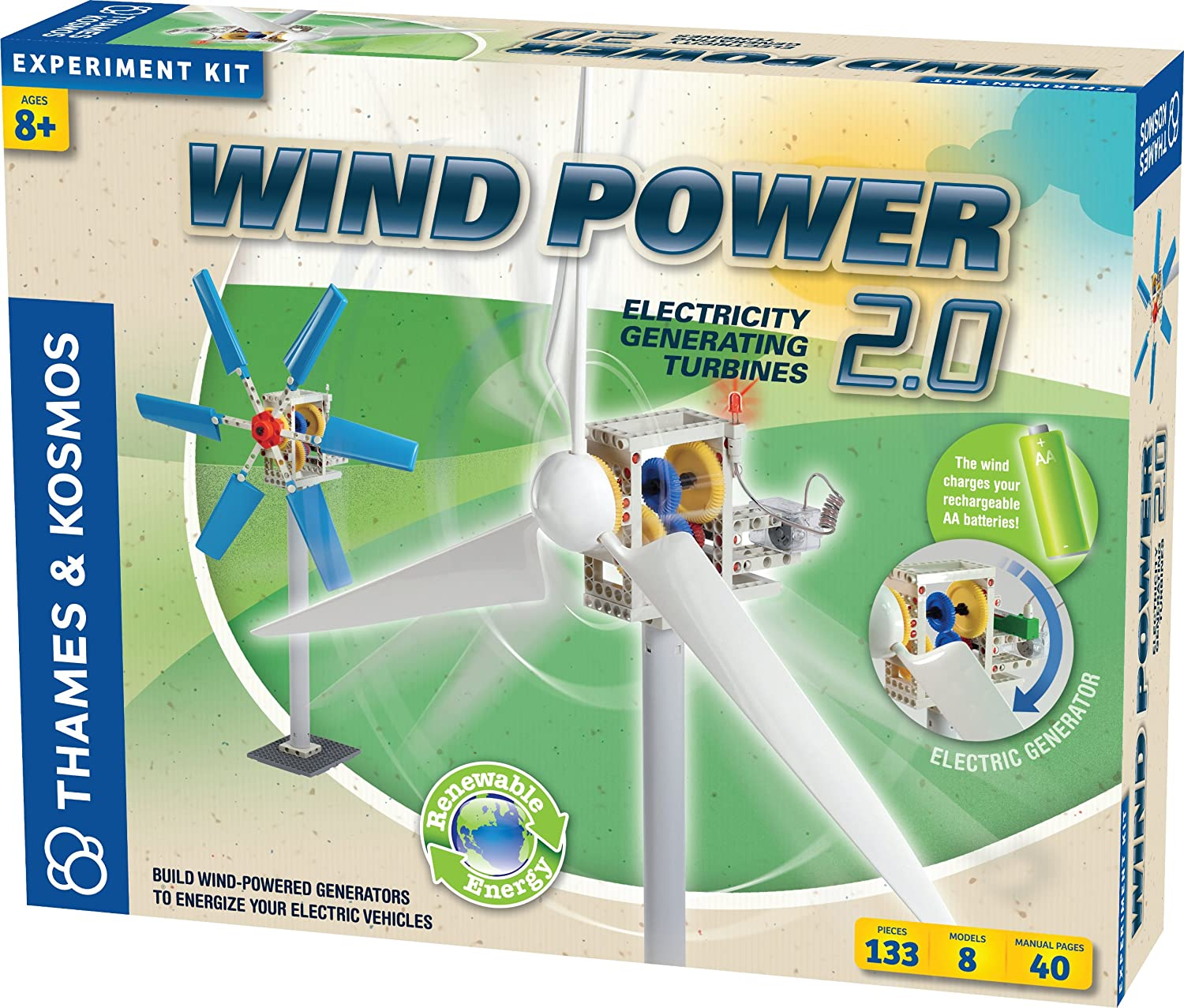 Thames & Kosmos Wind Power 2.0