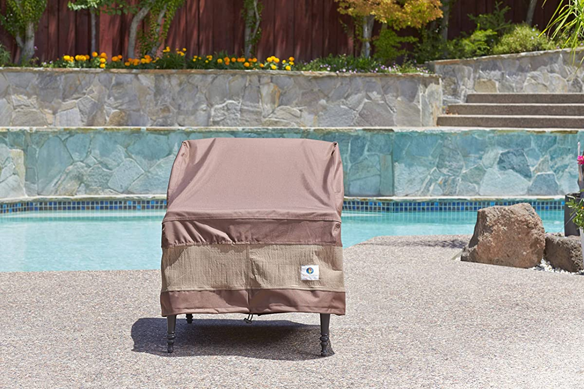 Duck Covers Ultimate Patio Chair Cover, 29-Inch