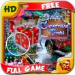 Christmas Town - Free Find Hidden Object