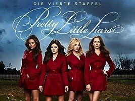 Pretty Little Liars: Staffel 4 [dt./OV]