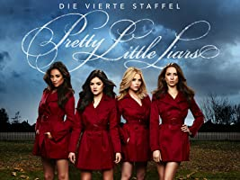 Pretty Little Liars: Staffel 4 [dt./OV]