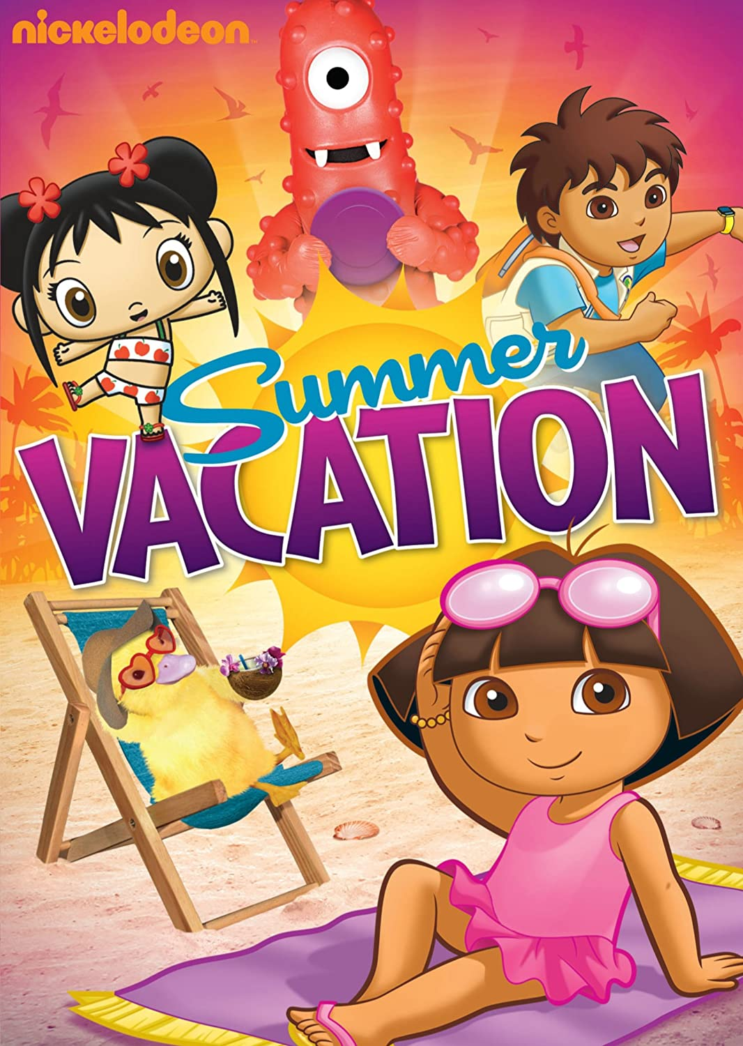http://www.amazon.com/Nickelodeon-Favorites-Summer-Vacation/dp/B004V2S4I8/