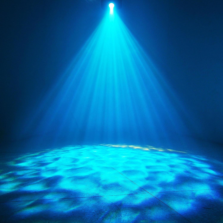 3w 7colors led laser stage light ocean water wave effect. Black Bedroom Furniture Sets. Home Design Ideas