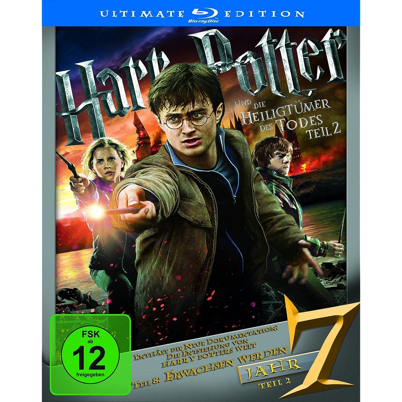 List Of Harry Potter Versions Blu Ray Forum