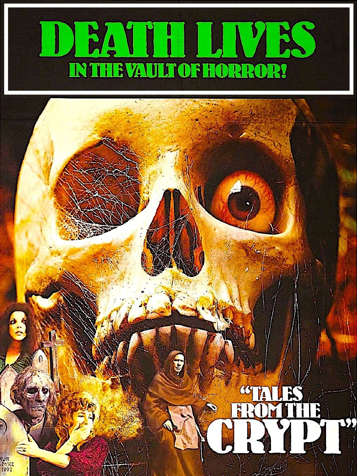 Tales From The Crypt on Amazon Prime Instant Video UK