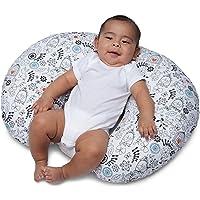 Boppy Nursing Pillow and Positioner (Black/White Doodles)