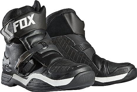 Hommes Bike Chaussures Fox Bomber Chaussures - Noir, 13.0