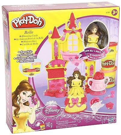 Play-Doh - Disney Princess - Château Fleuri de Belle