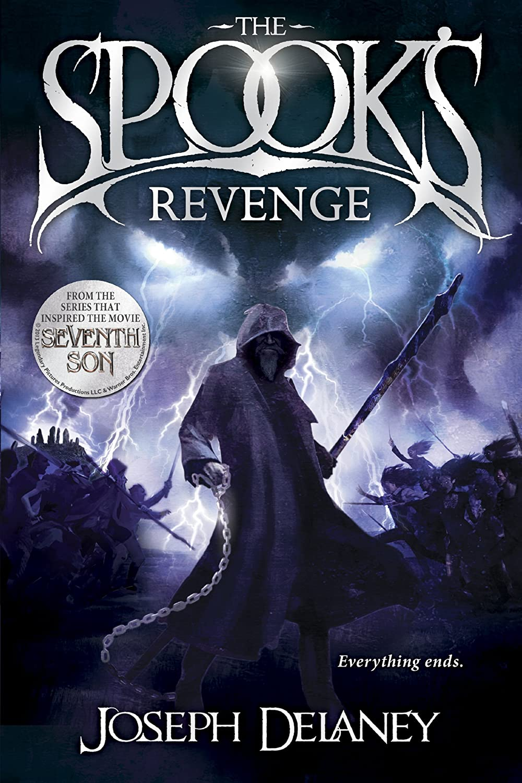 [Tome 13] - The Spook's Revenge 91cQxjNo6HL._SL1500_