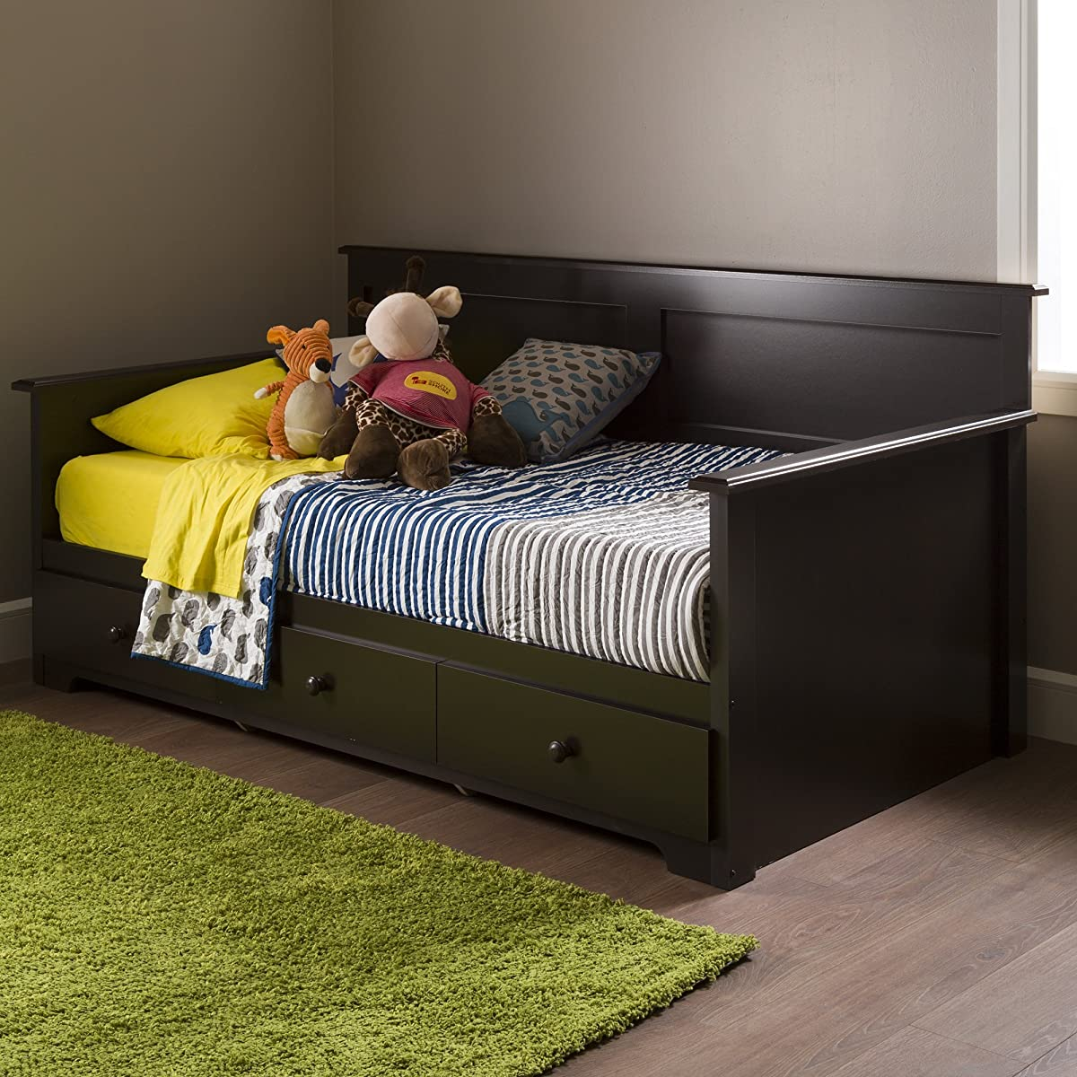 South Shore Summer Breeze Twin Day Bed With Storage 39