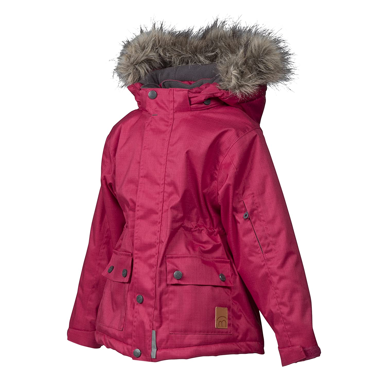 MINYMO – Girl Outdoor Winterjacke BING 29 in Persian Red günstig bestellen