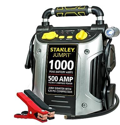 Stanley J5C09 1000 Peak Amp Jump Starter Review