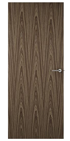 Premdor 62678 914 x 1981 x 44 mm Veneer Match FD30 Interior Fire Door - Walnut
