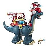 Chomp Squad E0832EU4 Blazeasaurus and Sparks McKenzie Toy, Multi-Colour (Color: Multi-colour)
