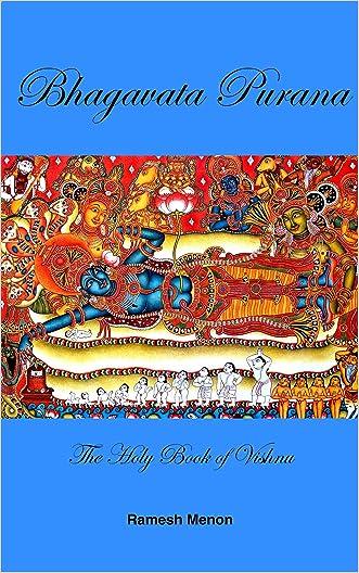 BHAGAVATA PURANA written by Ramesh Menon