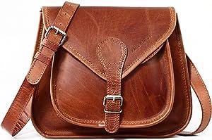 LA BESACE cuir couleur naturel sac à main style bohème PAUL MARIUS   passe en revue plus d'informations
