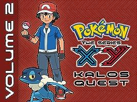 Pokemon the Series: XY Season 1802 [HD]