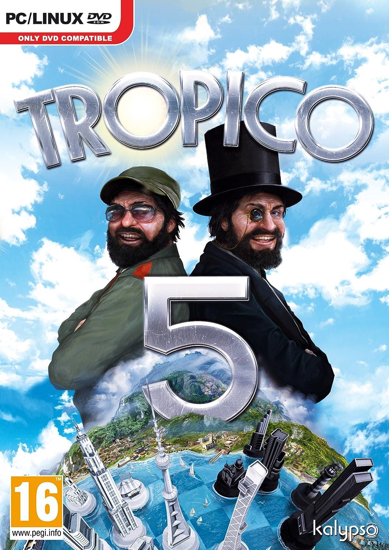 Tropico 5 PRE-ORDER Steam Key
