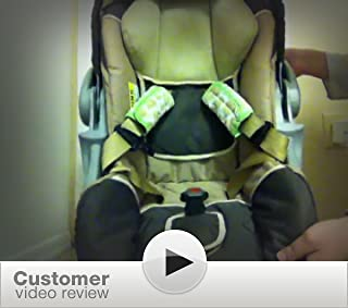 customer reviews baby trend flex loc car seat vanilla bean. Black Bedroom Furniture Sets. Home Design Ideas