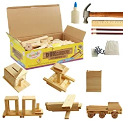 Deluxe Carpentry Woodworking Kit