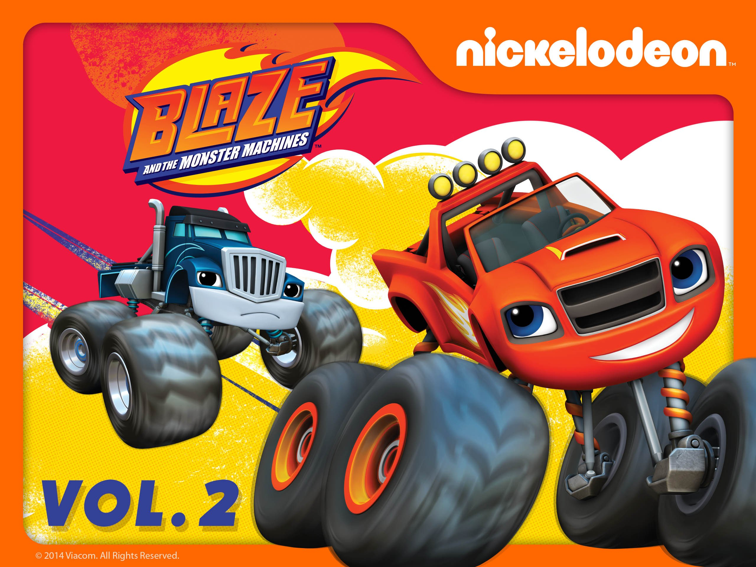 Blaze and the Monster Machines - Season 2